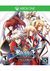 BlazBlue Chrono Phantasma Extend/Xbox One
