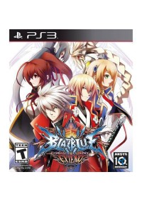 BlazBlue Chrono Phantasma Extend/PS3