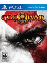 God Of War III Remastered/PS4