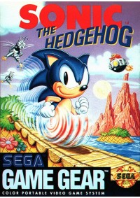 Sonic The Hedgehog/Game Gear