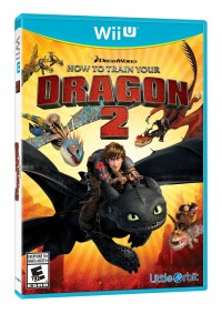 How To Train Your Dragon 2/Wii U