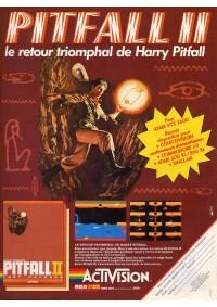 Pitfall II / Atari 800 ou 400