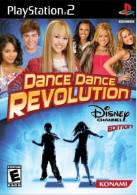 Dance Dance Revolution Disney Channel Edition/PS2