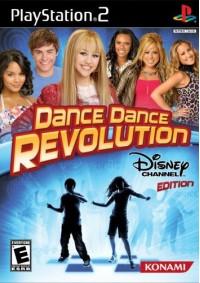 Dance Dance Revolution Disney Channel Edition/PS2