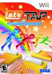 Let's Tap /Wii