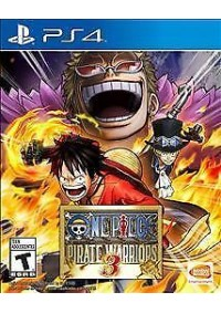 One Piece Pirate Warriors 3/PS4