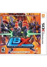 LBX Little Battlers Experience/3DS