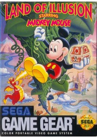 Land of Illusion Starring Mickey Mouse/Game Gear