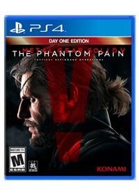 Metal Gear Solid V The Phantom Pain/PS4