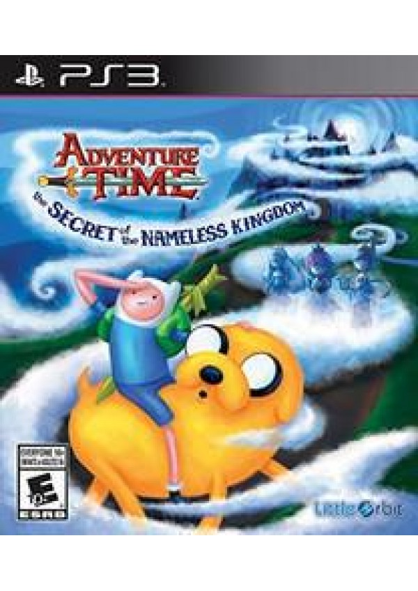 Adventure Time The Secret Of The Nameless Kingdom/PS3