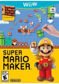 Super Mario Maker/Wii U