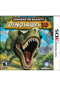 Combat Of GIants Dinosaurs 3D/3DS
