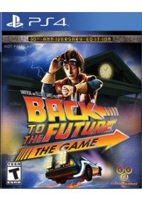 Back To The Future 30th Anniversary Edition/PS4