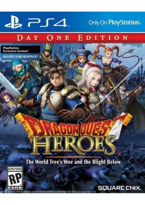 Dragon Quest Heroes/PS4