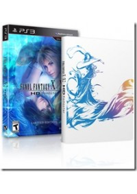 Final Fantasy X X-2 HD Remastered Limited Edition /PS3