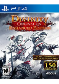 Divinity Original Sin Enhanced Edition/PS4