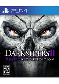 Darksiders II Deathinitive Edition/PS4