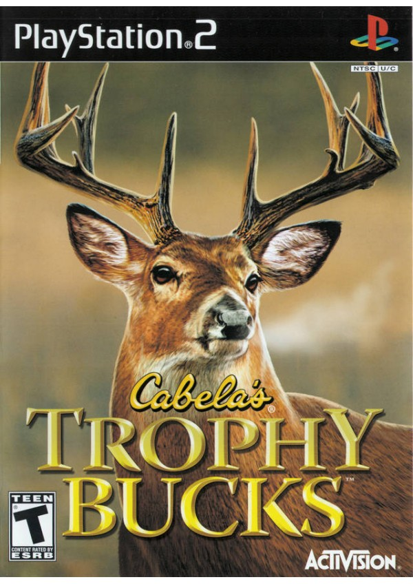 Cabela's Trophy Bucks/PS2