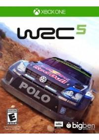 WRC 5/Xbox One