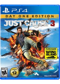 Just Cause 3/PS4