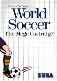 World Soccer/Sega Master