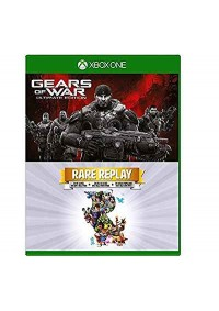 Gears Of War Ultimate Edition / Rare Replay Combo Pack  / Xbox One