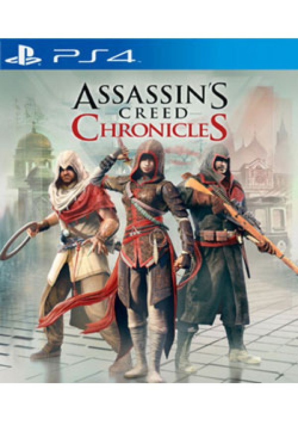 Assassin's Creed Chronicles/PS4