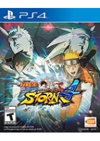 Naruto Shippuden Ultimate Ninja Storm 4/PS4