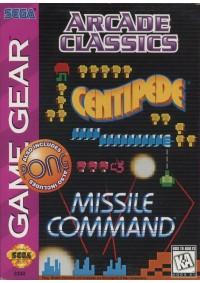 Arcde Classics /Game Gear
