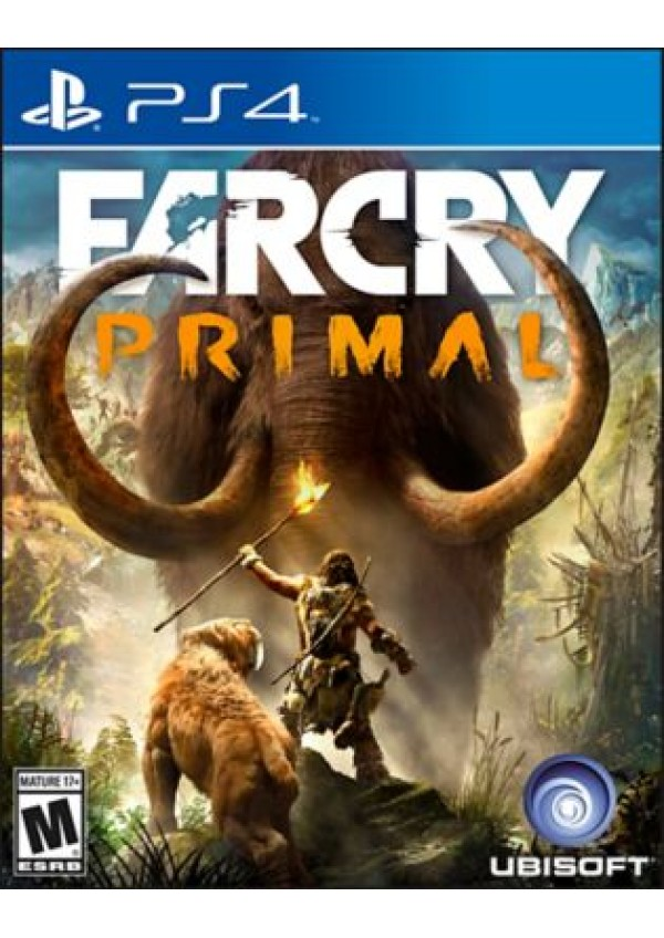 Farcry Primal/PS4