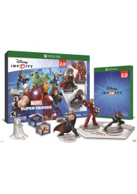 Disney Infinity 2.0 Marvel Starter Pack / Xbox One
