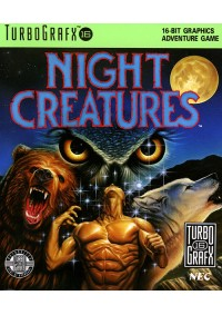 Night Creatures/Turbo Grafx-16