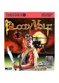 Bloody Wolf/TurboGrafx-16