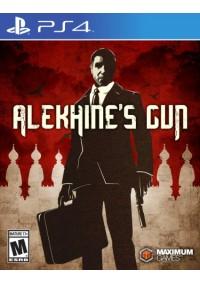 Alekhine's Gun/PS4