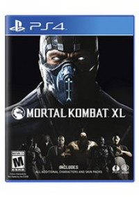 Mortal Kombat XL/PS4