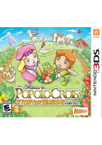 Return To Popolocrois A Story Of Seasons Fairytale/3DS