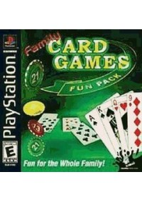 Family Card Games Fun Pack/PS1