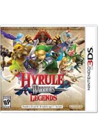 Hyrule Warriors Legends/3DS