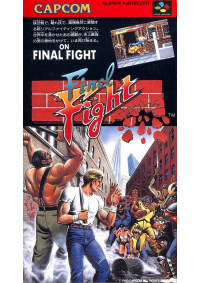 Final Fight ( Japonais ) / SFC