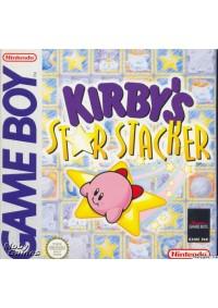 Kirby's Star Stacker/Game Boy