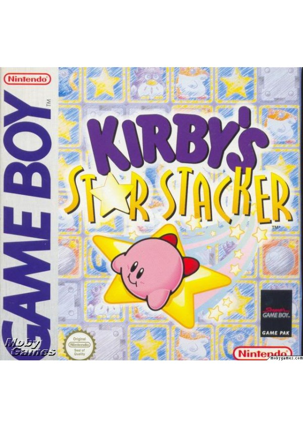 Kirby's Star Stacker/Game Boy