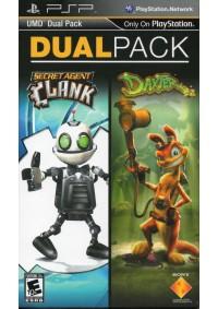 Dual Pack Secret Agent Clank Daxter / PSP