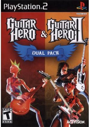Guitar Hero Dual Pack / PS2