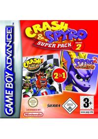 Crash & Spyro Super Pack Volume 2 / GBA