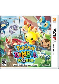 Pokemon Rumble World / 3DS