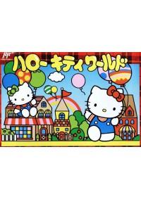 Hello Kitty World JAPONAIS /Famicom