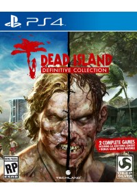 Dead Island Definitive Collection/PS4