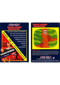 Chuck Norris / Arttillery Duel / Double Ender Colecovision