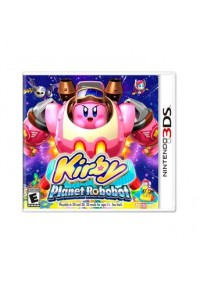 Kirby Planet Robobot/3DS