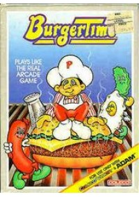 Burgertime/Colecovision